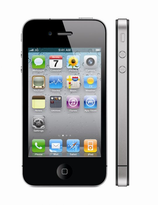 Vodafone e Optimus vendem iPhone 4 a 27 Agosto