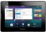 RIM lança novo tablet BlackBerry PlayBook LTE