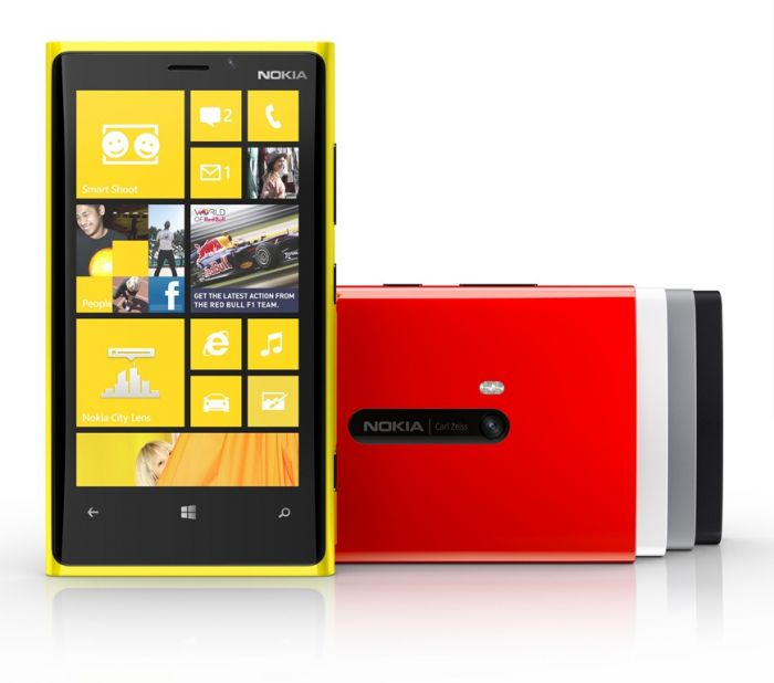 Nokia e Microsoft anunciam novos Lumia com Windows Phone 8