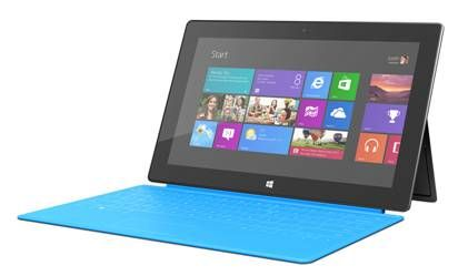 Microsoft Portugal anuncia tablet Surface RT por 329 euros