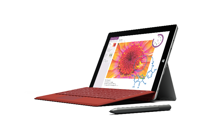 Microsoft anuncia novo tablet Surface 3